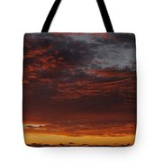 Reach For The Sky 12 Tote Bag by Mike McGlothlen