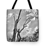 Reach High Tote Bag