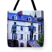 Reach Out - Belfast Ireland Tote Bag
