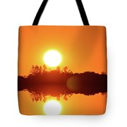 Reach Out Two  Tote Bag