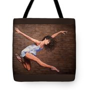 Reaching New Heights Tote Bag