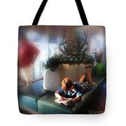 Read Anywhere Tote Bag