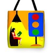 Reader 2 Tote Bag
