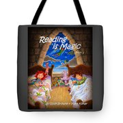 Reading Is Magic Tote Bag