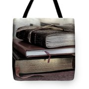 Reading Material Tote Bag