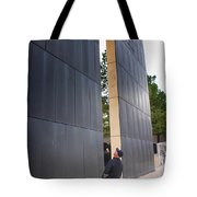 Reading The West Wall Tote Bag