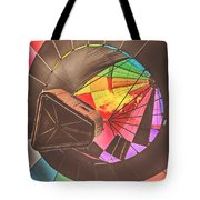 Readington Balloon Festival #1 2015 Tote Bag by Pat Abbott
