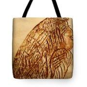 Ready - Tile Tote Bag
