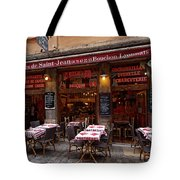 Ready For Diners Tote Bag
