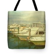 Ready For Fishing  Tote Bag