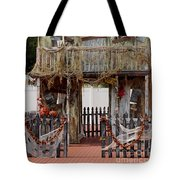 Ready For Halloween  Tote Bag