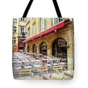 Ready For Lunch In Lyon Tote Bag