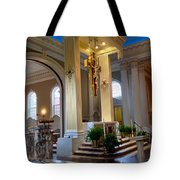 Ready For Mass Tote Bag
