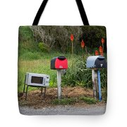 Ready For Pizza Delivery Tote Bag