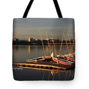 Ready For Sailing Tote Bag