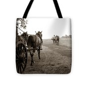 Ready For Sundown Tote Bag