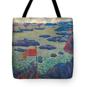 Ready For The Campaign, The Varangian Sea Tote Bag