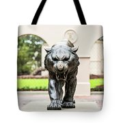 Ready For The Challenge Tote Bag