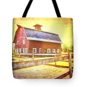 Ready For The Hay Tote Bag