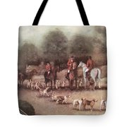 Ready For The Hunt Tote Bag