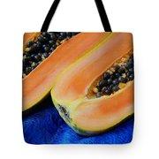 Ready Papaya Tote Bag