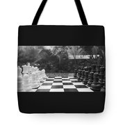 Ready Set Chess Tote Bag