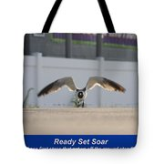 Ready Set Soar Tote Bag