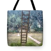 Ready To Climb Up Tote Bag
