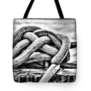 Ready To Dock Art Tote Bag