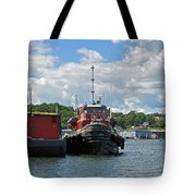 Ready To Push Tote Bag