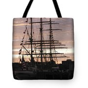R'eagle Sunset Tote Bag