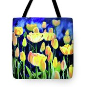 Real Artists Dont Paint Decorative Iv Tote Bag
