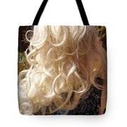 Real Blond Tote Bag
