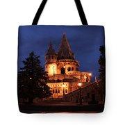 Real Life Minas Tirith Budapest Tote Bag
