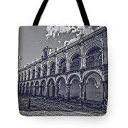 Real Palacio De Los Capitanes Generales Tote Bag