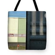 Real Time Tote Bag