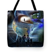 Reality Shifters Tote Bag