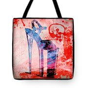 Big Bad Stiletto  Tote Bag