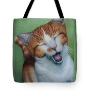 Really I Am Wide Aaawaaaaake Tote Bag