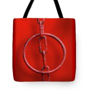 Really Red Tote Bag