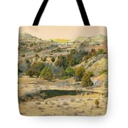 Realm Of Golden West Dakota Tote Bag