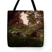 Realm Of Nature Tote Bag