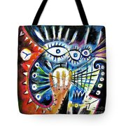 Realy Into It Tote Bag