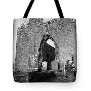 Rear Entrance Fuerty Church Roscommon Ireland Tote Bag