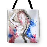 Rear View - Corina's Best Tote Bag