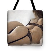 Rear View IIi Tote Bag