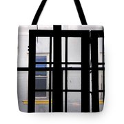 Rear Window 1 Tote Bag