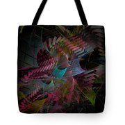Reason And Virtue - Fractal Art Tote Bag