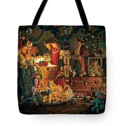 Reason For The Season Tote Bag by Greg Olsen