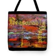 Reasonable Doubt Tote Bag